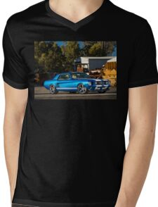 Greg Zuj's Ford Mustang Coupe Mens V-Neck T-Shirt