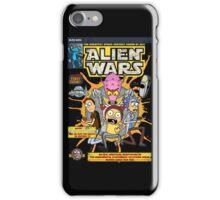 Alien Wars iPhone Case/Skin