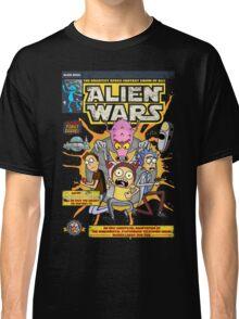 Alien Wars Classic T-Shirt