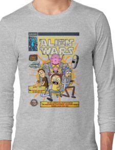 Alien Wars Long Sleeve T-Shirt
