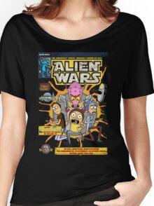 Alien Wars Women's Relaxed Fit T-Shirt
