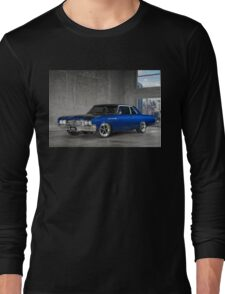 Ron Grabbe's Twin-Turbo 1964 Buick Special Long Sleeve T-Shirt