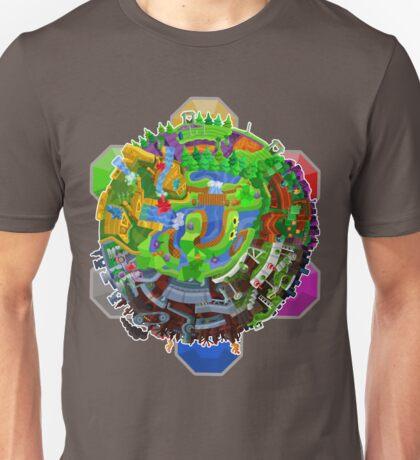 Dominion Of A Scrap Brain Unisex T-Shirt
