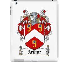 Arthur (Dublin 1606) iPad Case/Skin