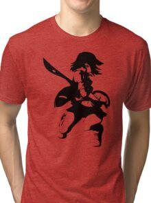 Ryuko Anime Manga Shirt Tri-blend T-Shirt
