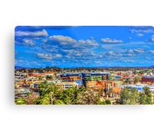 View to the New Bendigo Bank Building from the Poppethead Metal Print