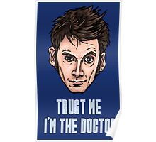 Trust me I'm The Doctor Poster