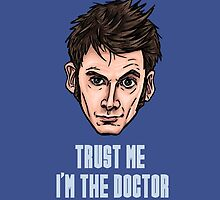 Trust me I'm The Doctor by Ben Farr