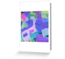 Paint Fest Greeting Card