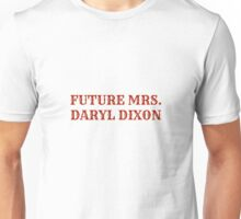 Daryl Dixon - The Walking Dead Unisex T-Shirt