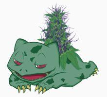 Bulbasaur by cheechardman