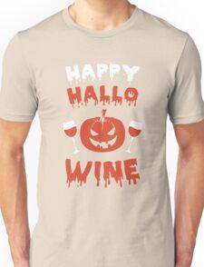 Happy Halloween - Happy hallowine Tshirt Unisex T-Shirt