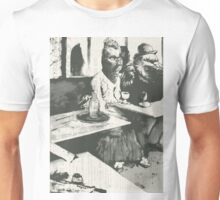 The Absinthe drinker Unisex T-Shirt