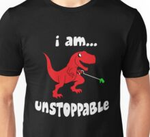 Funny Im Unstoppable Dinosaur Movies T-Shirt Unisex T-Shirt