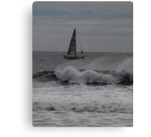Surf and Sail Canvas Print