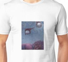Here by 'Donna Williams' Unisex T-Shirt