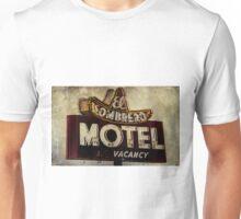 Vintage El Sombrero Motel Sign, Salinas, CA. Unisex T-Shirt