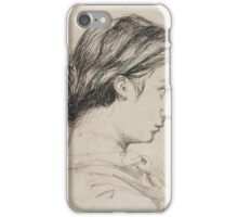 Portrait of a Lady , James McNeill Whistler iPhone Case/Skin
