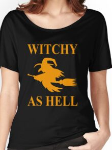 Witchy as Hell Women's Relaxed Fit T-Shirt