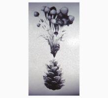 Pinecone mushroom by h2bougis