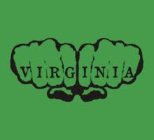 Virginia! by ONE WORLD by High Street Design