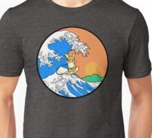 The Great Wave of Alola (Day) Unisex T-Shirt