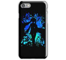 Vocaloid Paint Splatter Shirt iPhone Case/Skin
