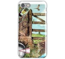 The Weight Lifter. iPhone Case/Skin
