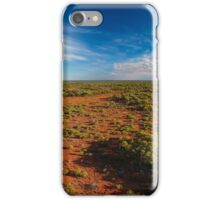 Golden Light - Kilcowera Station iPhone Case/Skin