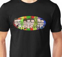 Jim Carrey - Chameleon Unisex T-Shirt