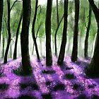 The Purple Forrest by Richard Eijkenbroek