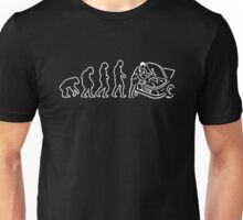 Evolution Of A Mechanic Funny Unisex T-Shirt
