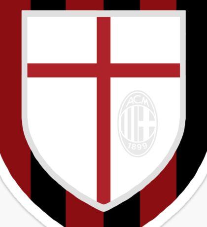 AC Milan Crest Sticker