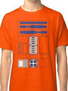 robot body Classic T-Shirt