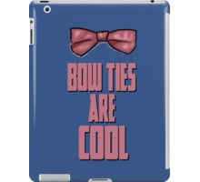 Bow ties iPad Case/Skin