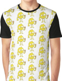 Sour Beer Monster Graphic T-Shirt