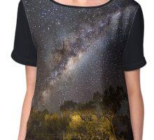 The Milky Way - Kilcowera Station Chiffon Top