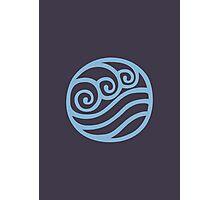 Water Tribe Emblem Photographic Print