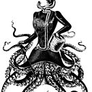 Victorian Lady Squid by monsterplanet