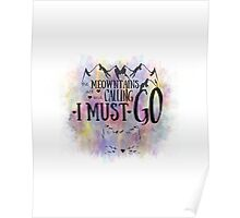 i must go Poster