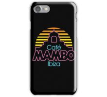 Café Mambo Ibiza iPhone Case/Skin