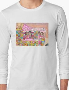 Ice Cream Truck Long Sleeve T-Shirt
