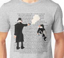 The World Was Wide Enough- Hamilton Unisex T-Shirt