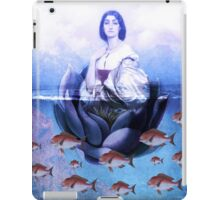 Water-Lily iPad Case/Skin