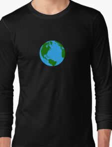 Planet Earth Long Sleeve T-Shirt