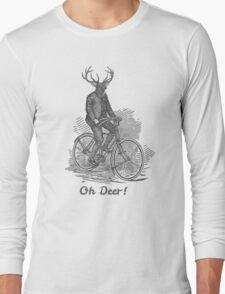 Oh Deer! Long Sleeve T-Shirt