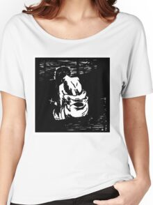 Crepax Women's Relaxed Fit T-Shirt