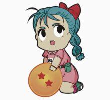 Dragon Ball Z Bulma by ribbon-bubbles