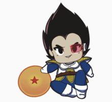 Dragon Ball Z Vegeta by ribbon-bubbles