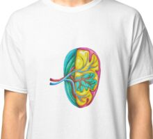 Colorful spleen Classic T-Shirt